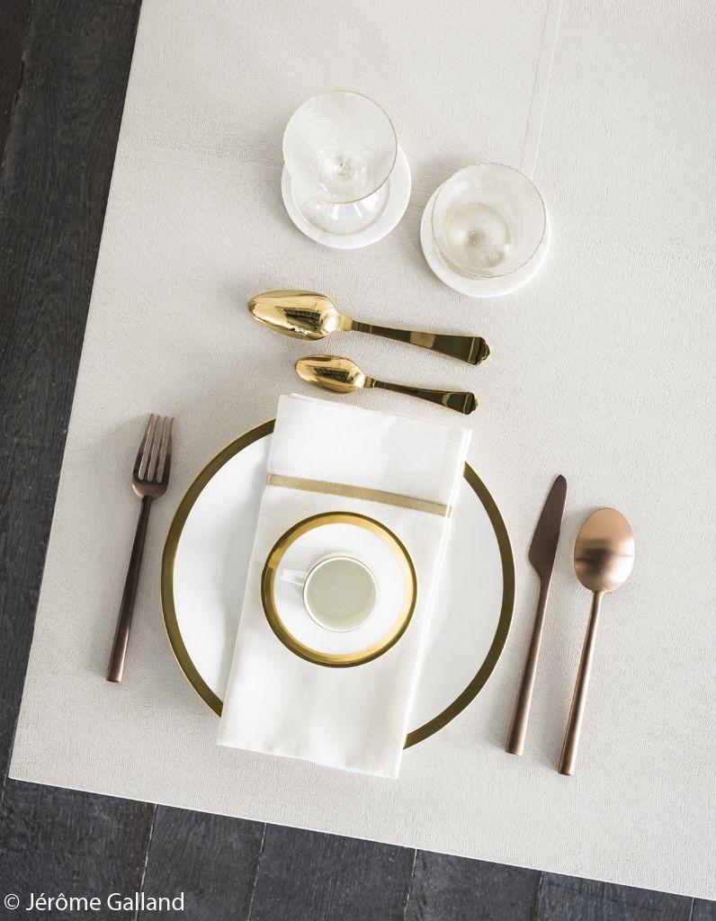 5 d corations de table tr s tendance elle d coration interior design delight elegant - Dresser table couverts ...