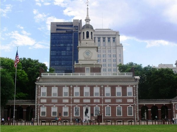 43. Understand the Birth of a Nation at Independence National Historical Park, Philadelphia - 50 Things to do in the USA before You Die ... → Travel