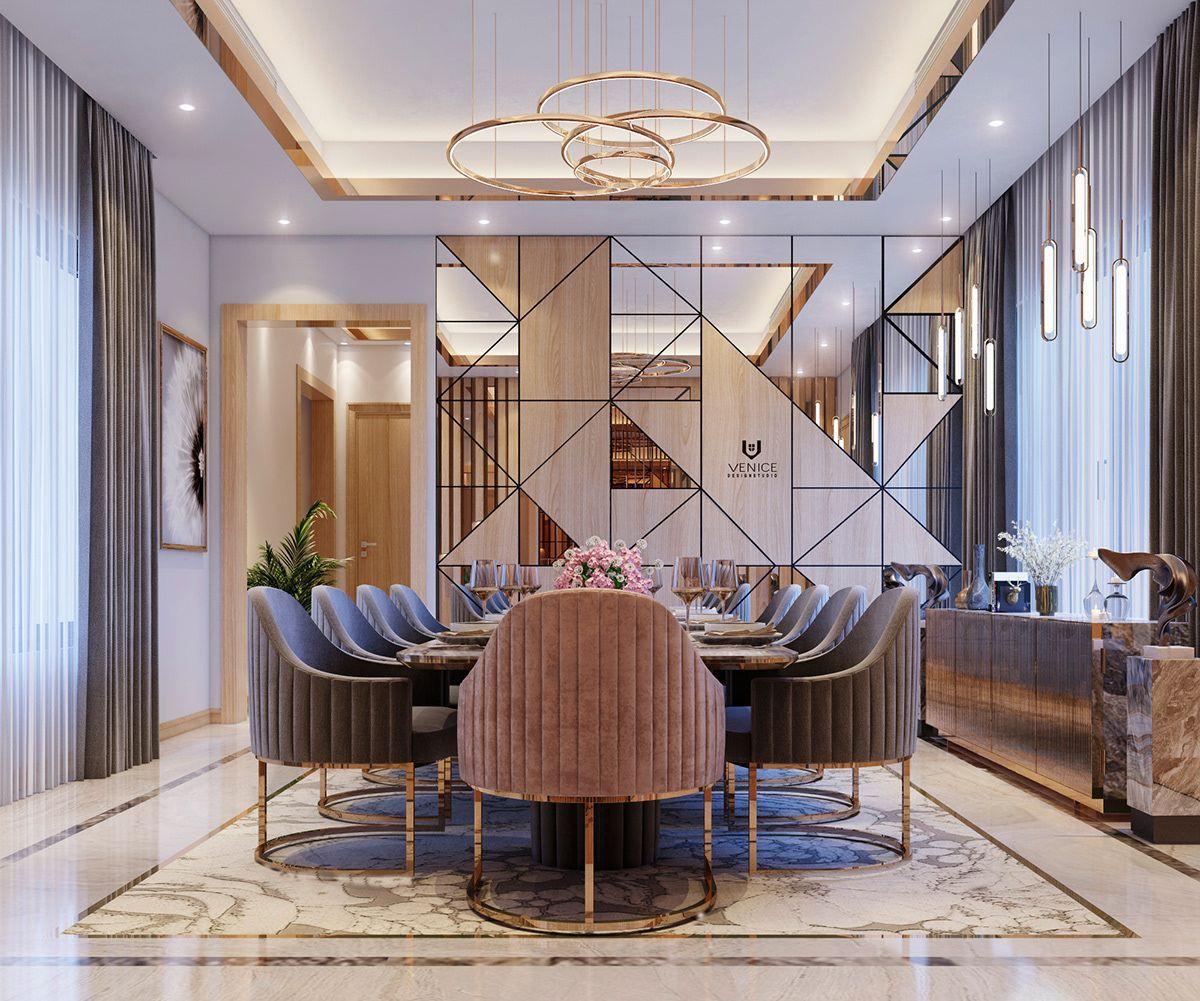 Pin On Dining Room Interior Design Dining Room Luxury Dining Room Dining Room Design Luxury