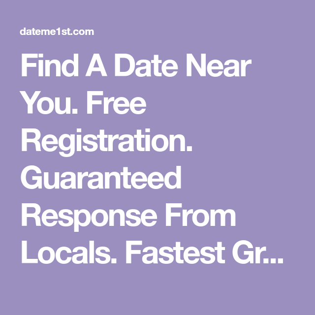 No response dating site