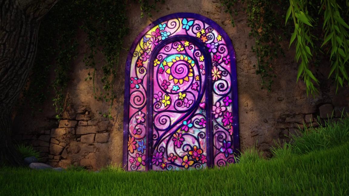 двери в сказочный мир картинки только