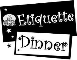 LDS Young Women and Young Men combined activity Etiquette Dinner