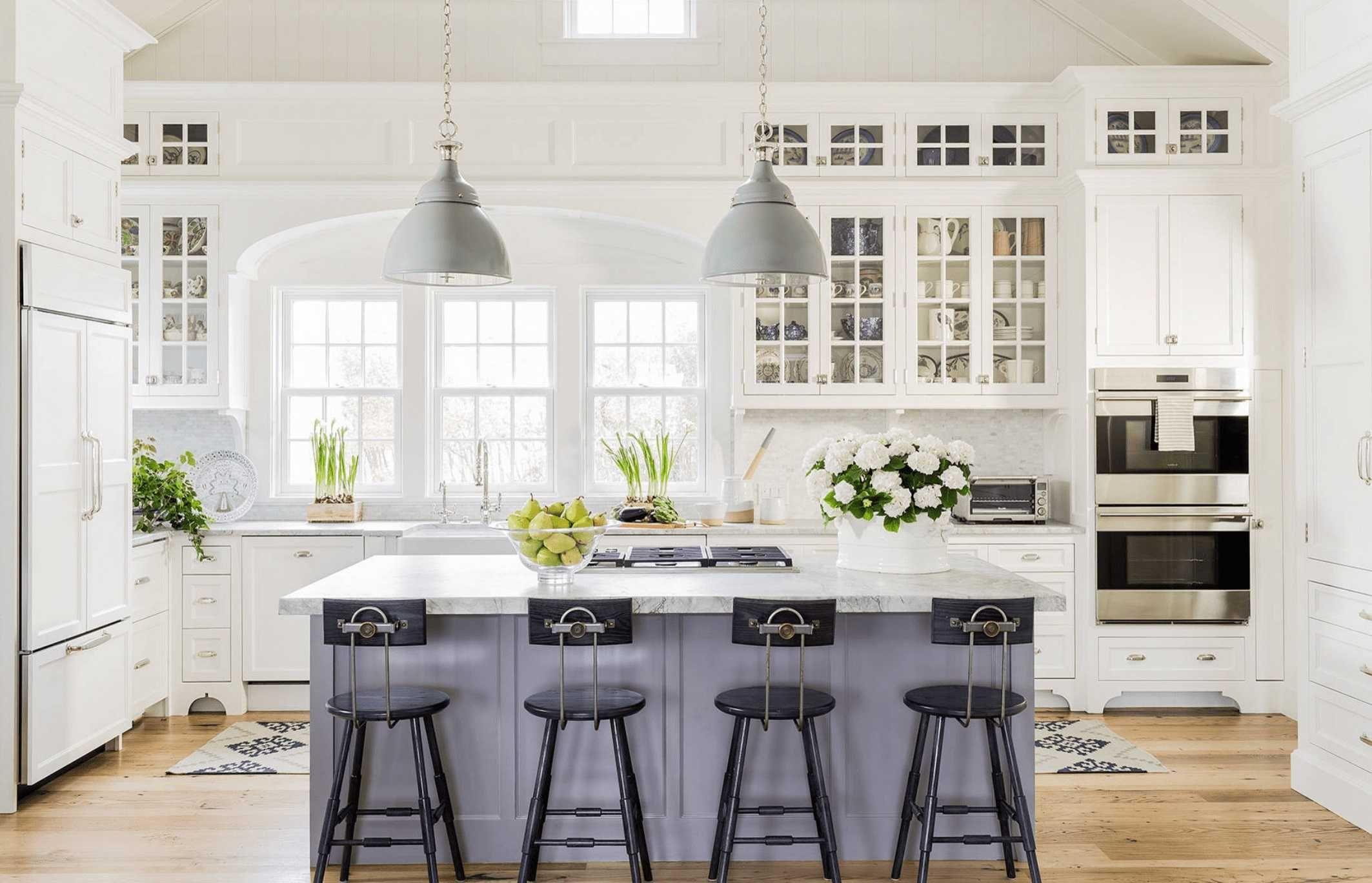 Image Result For American Classic Style Interior Design Kuhnya Mechty Interer Kuhni Interer