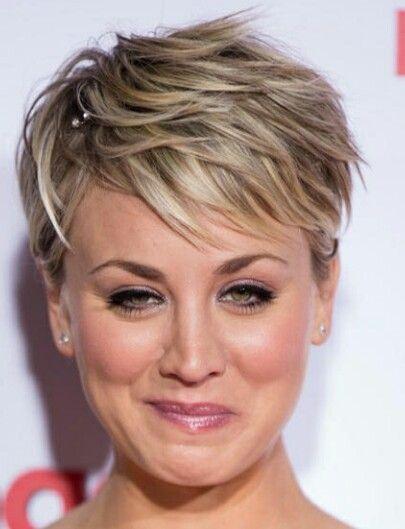 kaley cuoco hair cut cute hairstyles