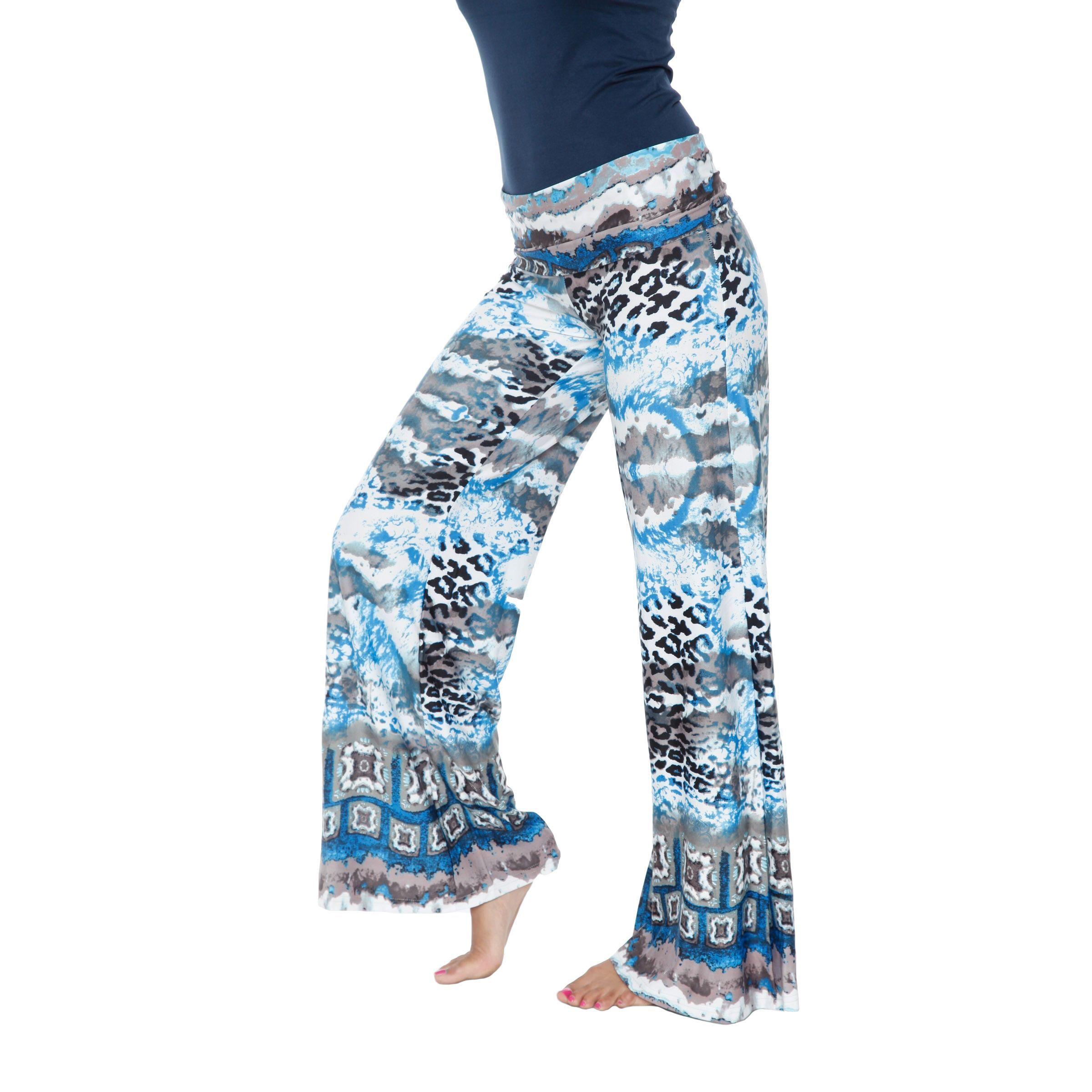 5de7d001cbf8 White Mark Women's Multi-print Palazzo Pants | Products | Pinterest ...