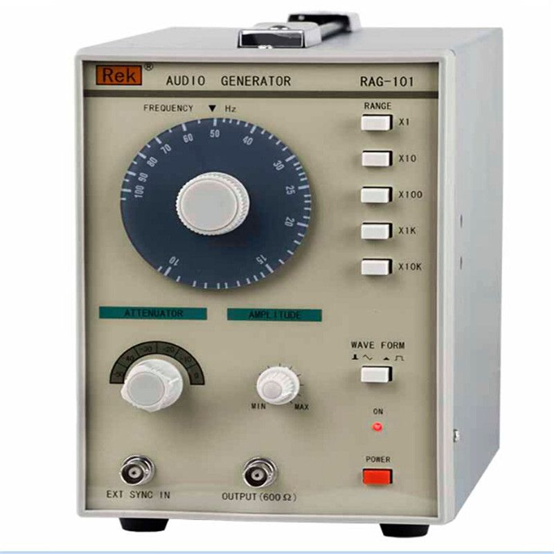 America Rick Rag 101 Low Frequency Signal Generator 10 Hz 1 Mhz Signal Frequencies Tools Generation