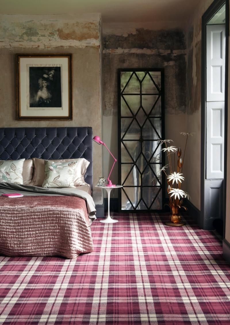 Fling rug in damson quirky collection alternative flooring