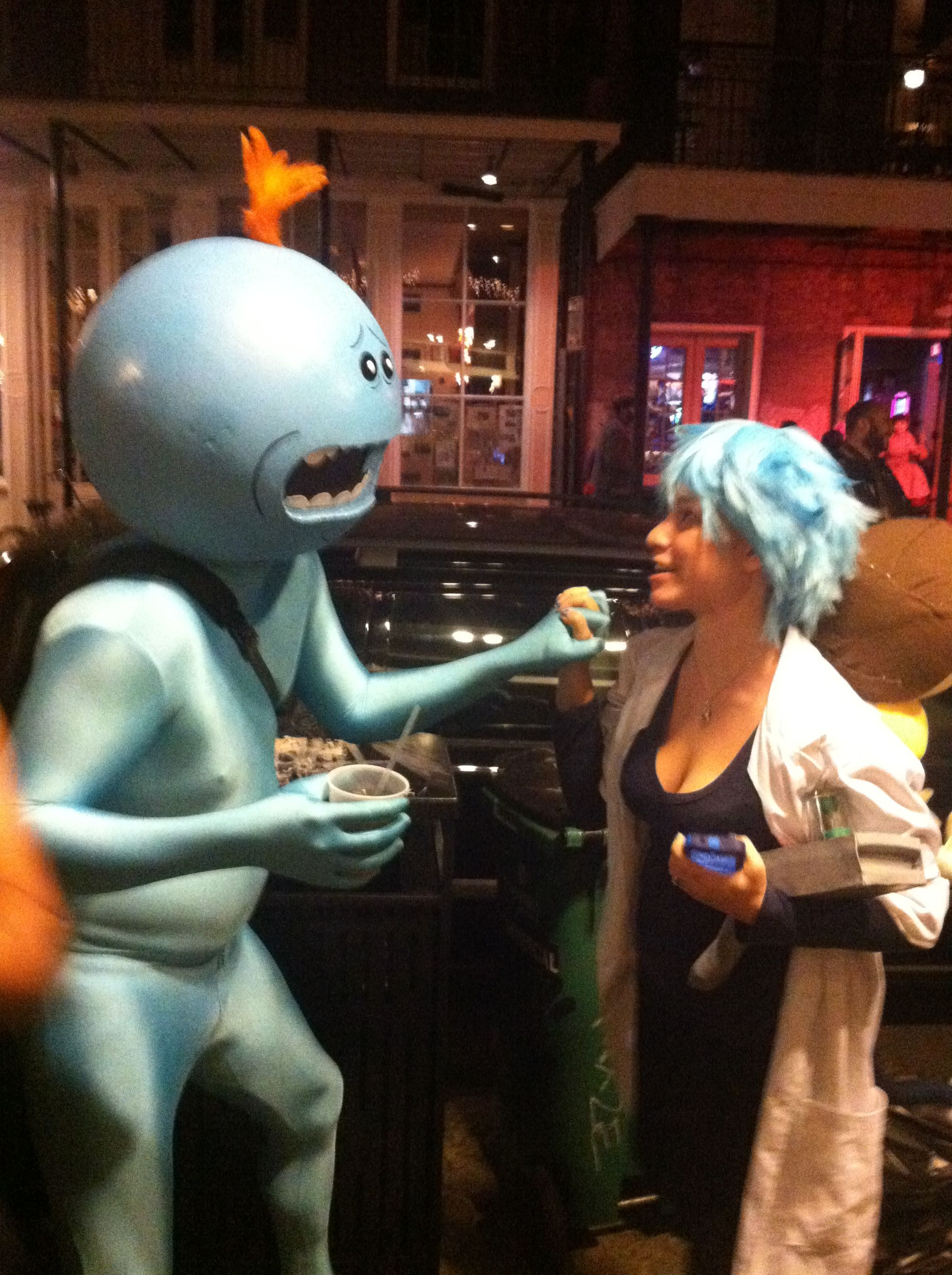 rick and morty costume girl Google Search Rick and