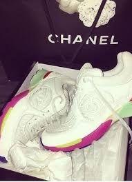 950465574e63 chanel blanche basket - Recherche Google Basket Femme, Paniers, Google,  Chanel
