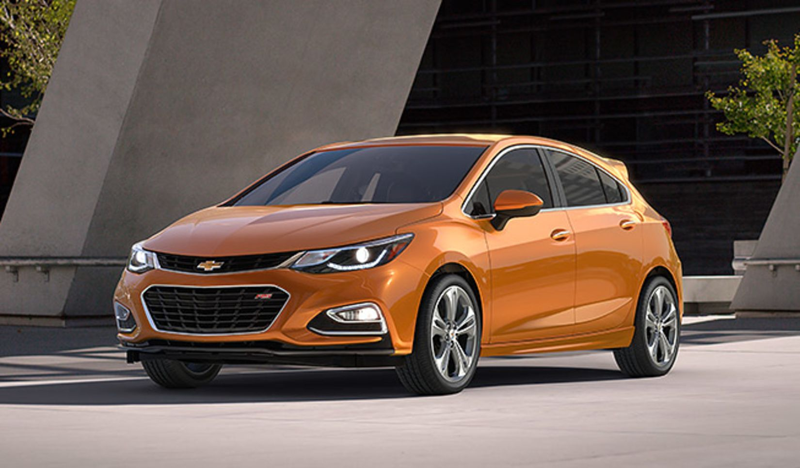 Chevrolet To Launch This New Hatchback Quirkybyte Chevy Cruze