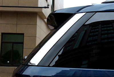 Abs Plastic Chrome Rear Window Sill Trim 2pcs For Ford Explorer 2011 2016 Window Sill Trim Rear Window Ford Explorer