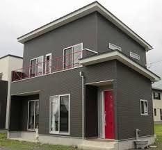 サイディングのかっこいい家 の画像検索結果 かっこいい家 住宅