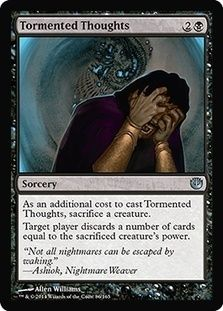 4x Deranged Assistant MTG NM Ultimate Masters