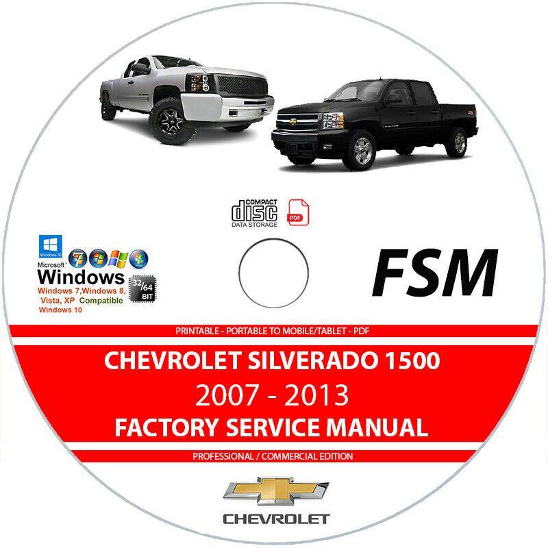 Advertisement Ebay Chevrolet Silverado 2007 2008 2009 2010 2011 2012 2013 Service Repair Man Manuals And Literature Parts And Accessories Motors Chevrolet Silverado Chevrolet Silverado 1500 Repair Manuals