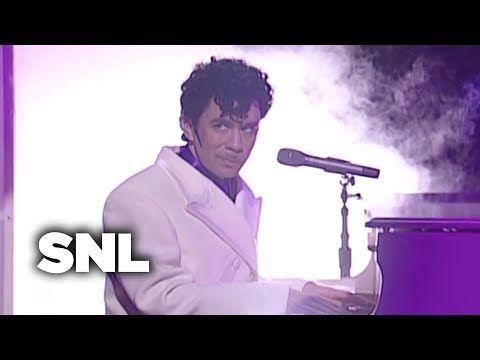 Prince Christmas Special w/ Robert De Niro - SNL - YouTube music