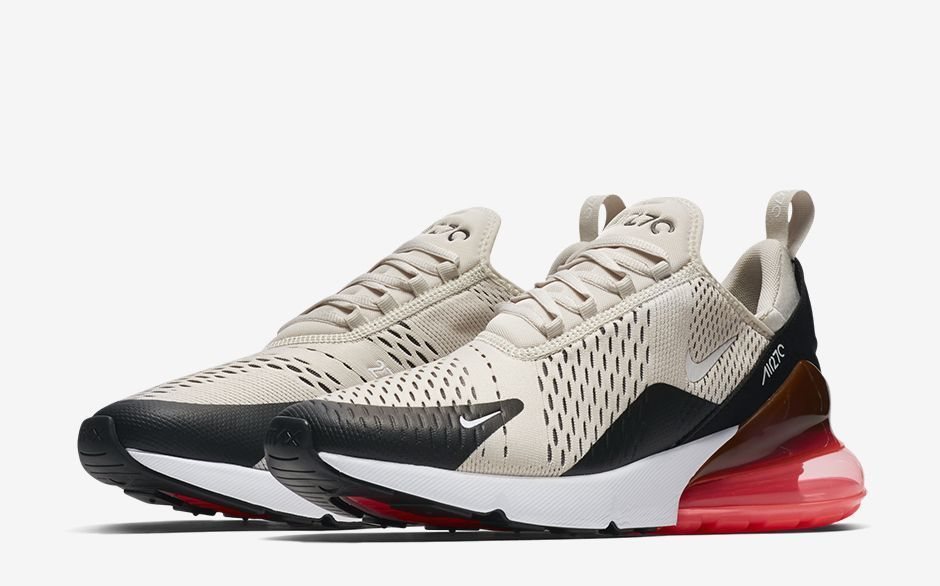 nike air max 270 nere hot