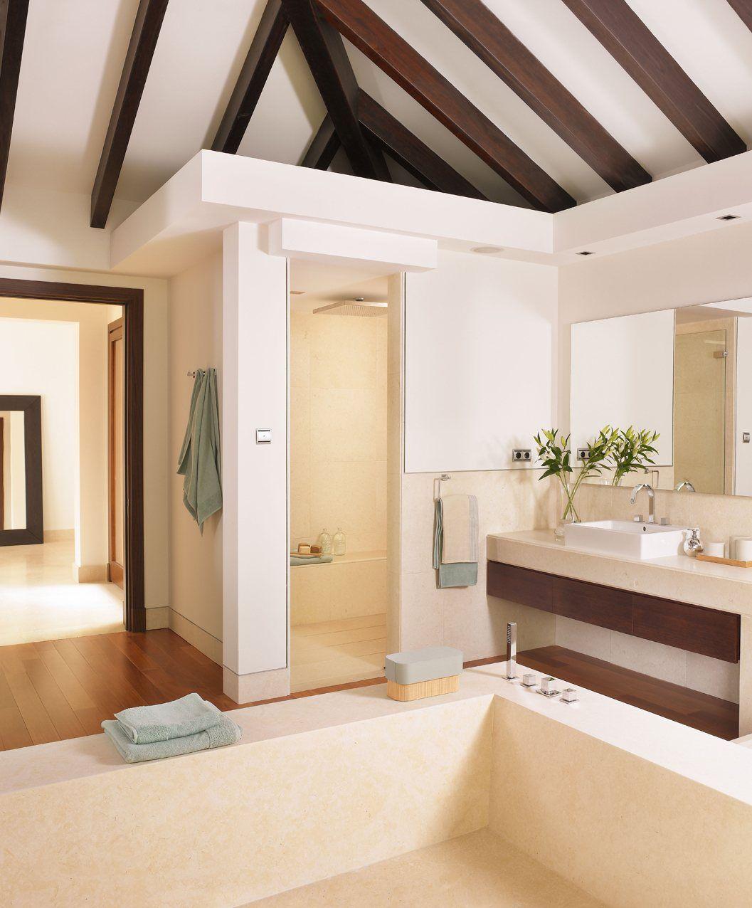 Un baño perfecto para relajarse | Perfecta, Baño y Baños