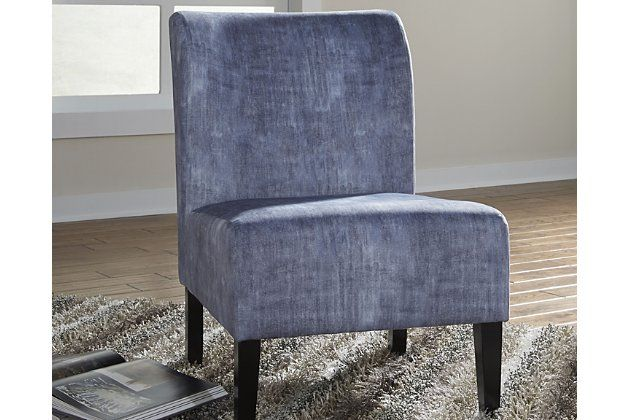 Best Triptis Accent Chair In 2020 Blue Accent Chairs Stylish 640 x 480