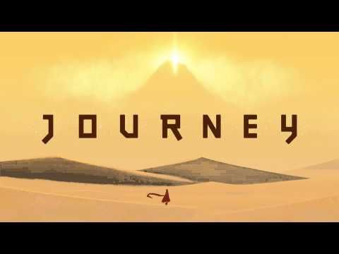 Journey Soundtrack (Austin Wintory) - 17. Apotheosis. This is such a beautiful game with a soundtrack to match.