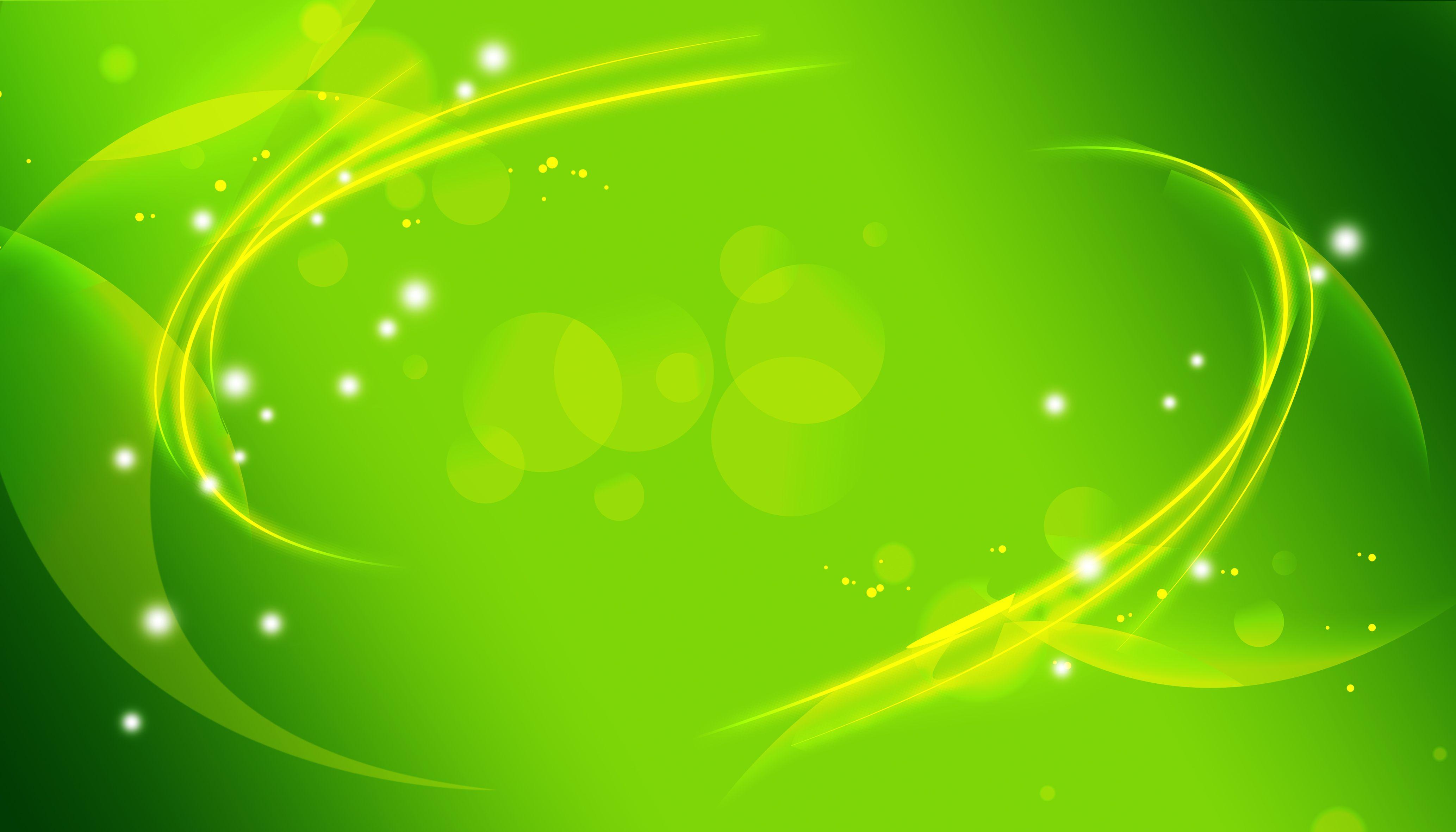 Fresh Light Green Background Star Poster in 2020 Green
