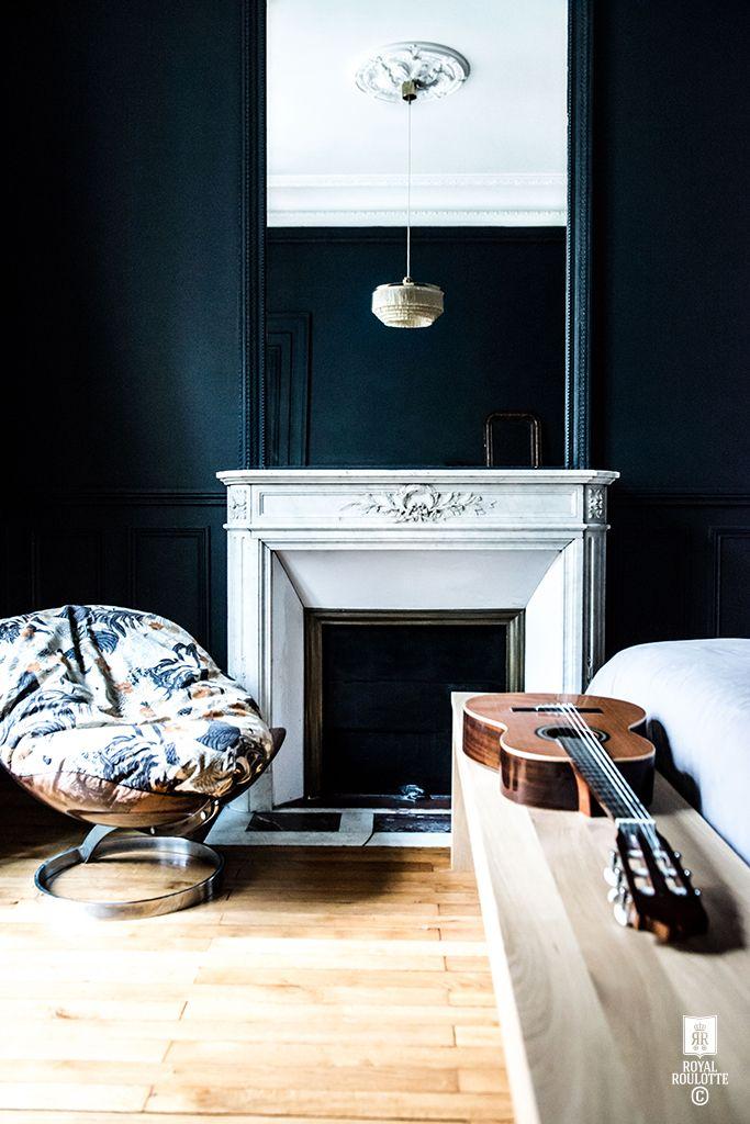appartement r nover paris xvie. Black Bedroom Furniture Sets. Home Design Ideas