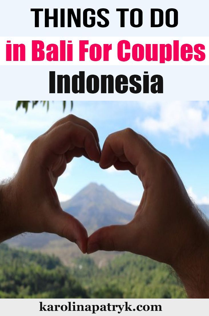 Planning your holiday or honeymoon to Bali in Indonesia? There are so many awe-inspiring locations and Bali romantic activities that you will enjoy. You'll surely love this article, Things to Do in Bali For Couples, Indonesia.  | Bali Romantic Guide | Things to Do in Bali For Couples, Indonesia | Romantic Things to Do in Bali | Best places in Indonesia | Bali Travel Guide | Best Foods to Eat in Bali |  #ThingstoDoinBaliForCouplesIndonesia #BaliIndonesia #TravelAsia
