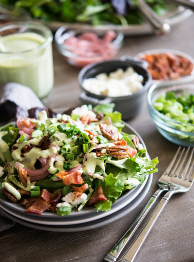 Salad Recipes For Dinner Party