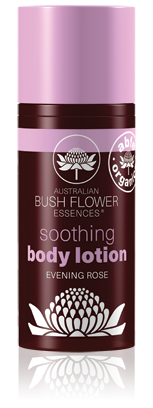 Australian Bush Flower Essences Evening Rose Body Lotion 100Ml - Amcal Chempro Online Chemist