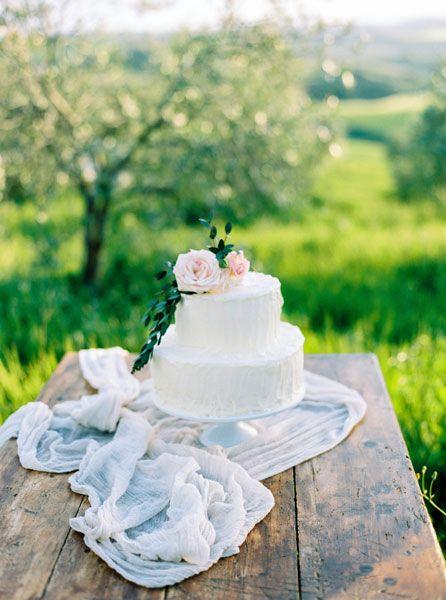 Silvia Fischer. Echte Kuchenliebe. Hochzeitstorte