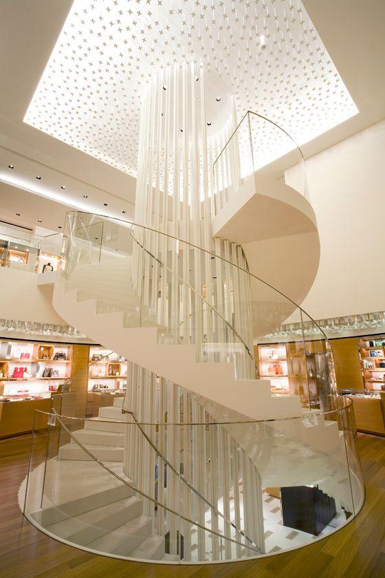 Retail luxe sur mesure