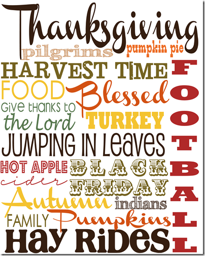 Thanksgiving subway art subway art thanksgiving and pdf free printable thanksgiving subway art pronofoot35fo Image collections
