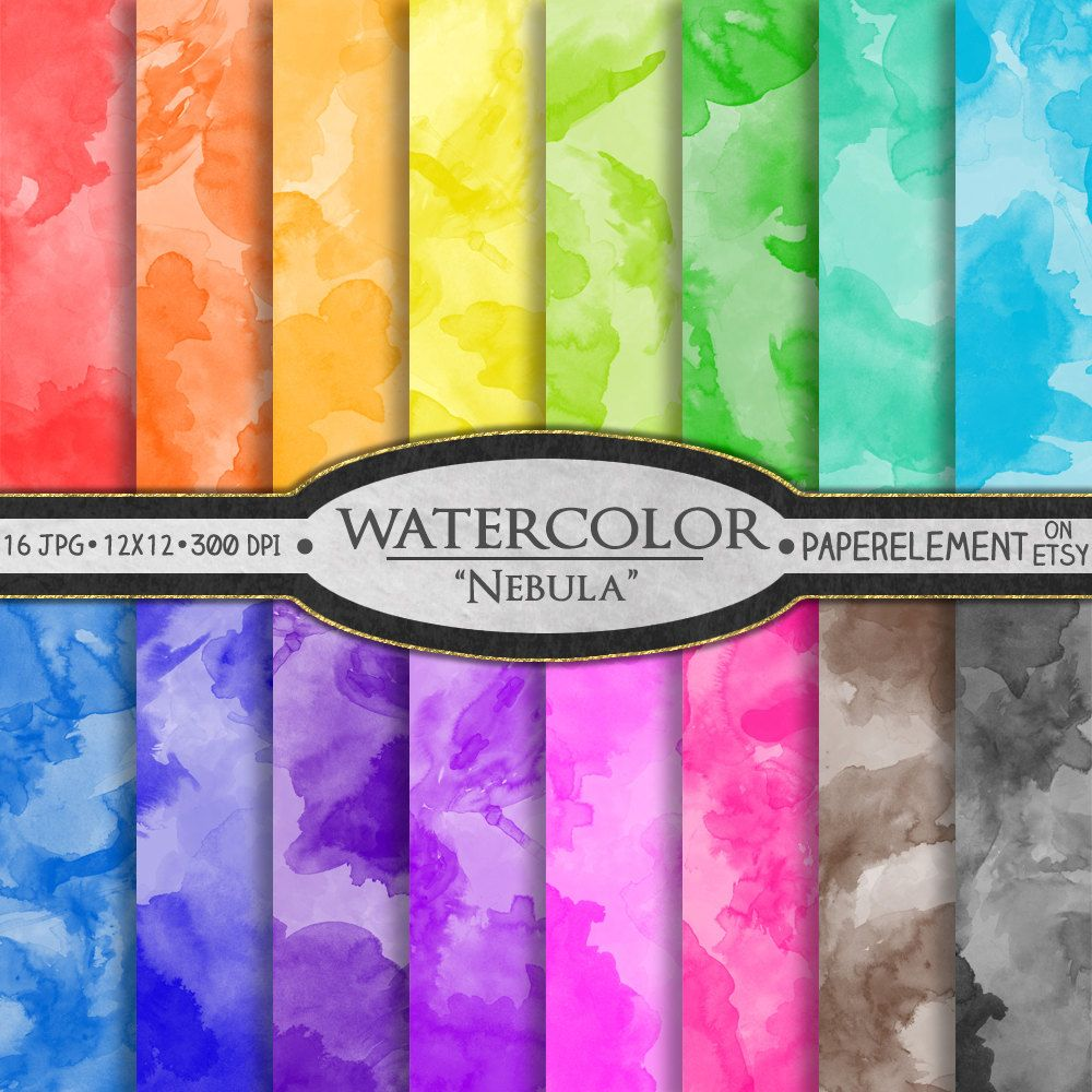 photo regarding Printable Watercolor Paper titled Watercolor Electronic Paper: Watercolor Sbook Paper