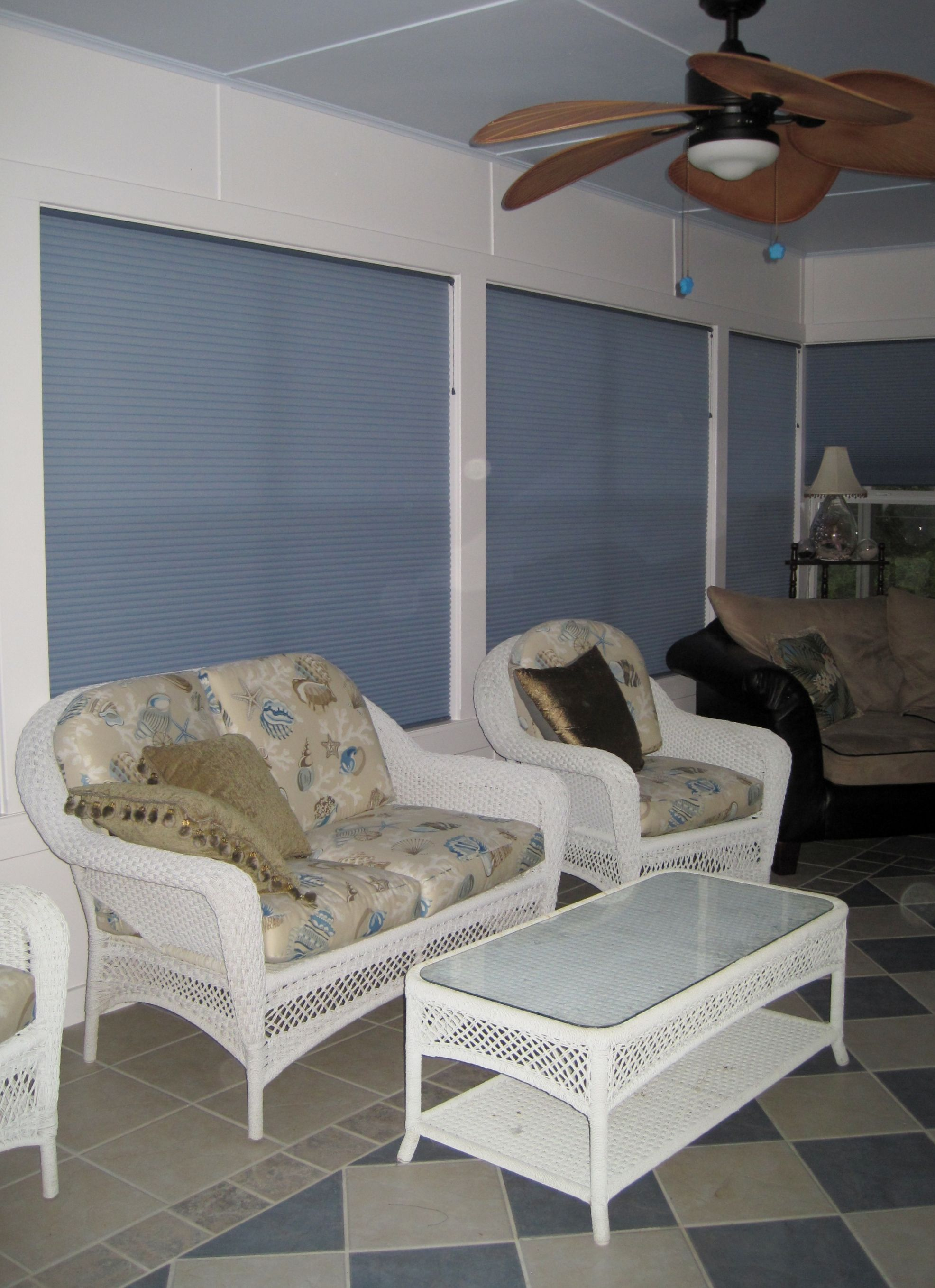our new sunroom