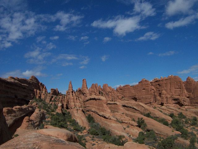Devils garden, Moab Utha | Places I have visited | Weather