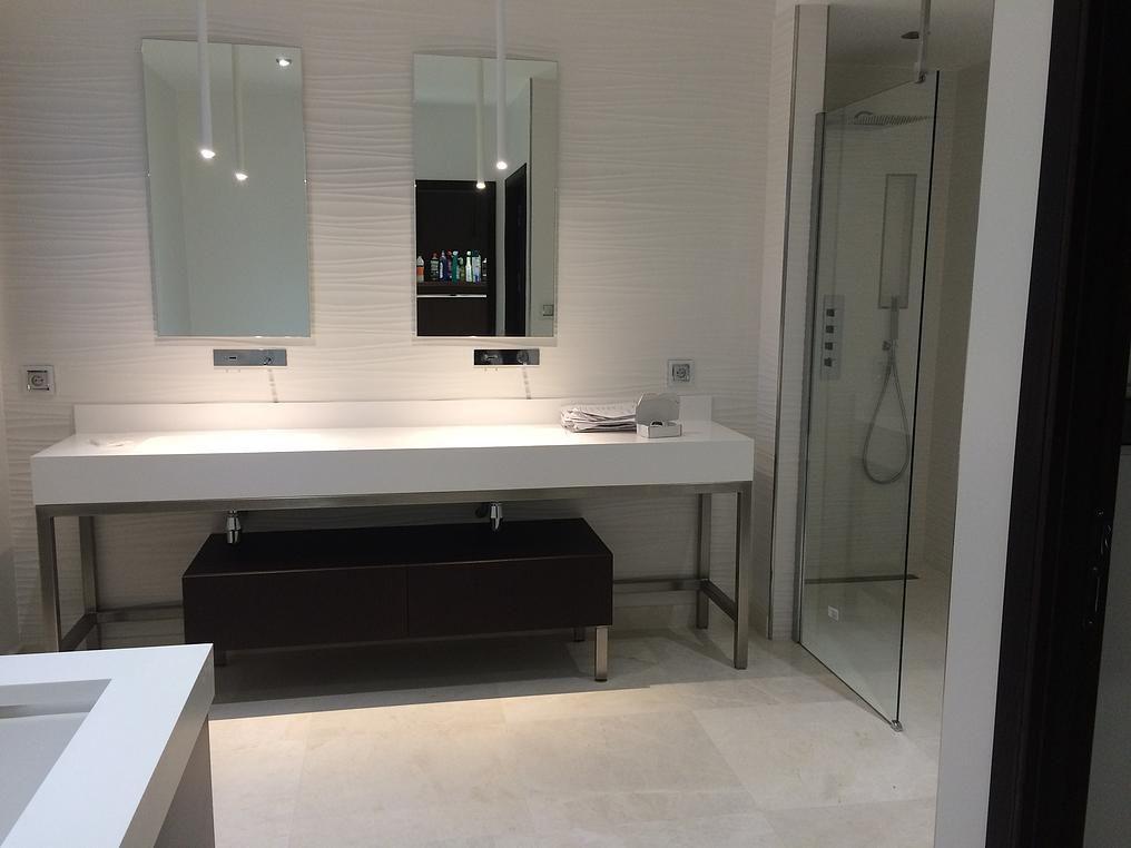 Laura Djabourian Agencement maison neuve #salledebain #bathroom