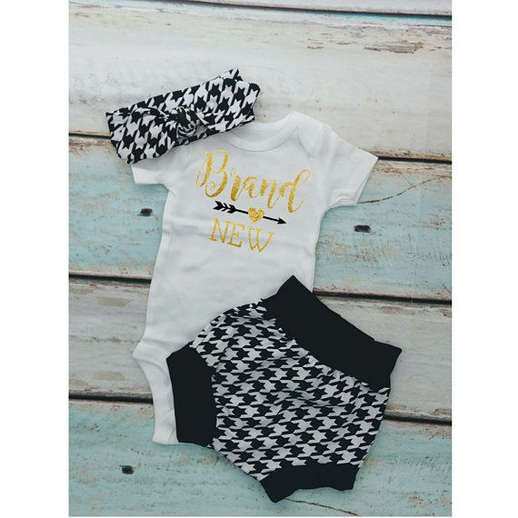 fa7026865 BABY GIRL Coming Home Outfit Summer