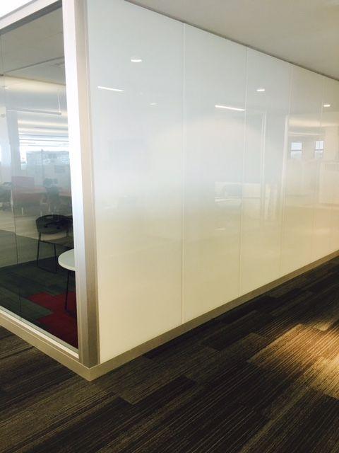 KI Genius modular wall glass marker board | ARCHITECTURAL