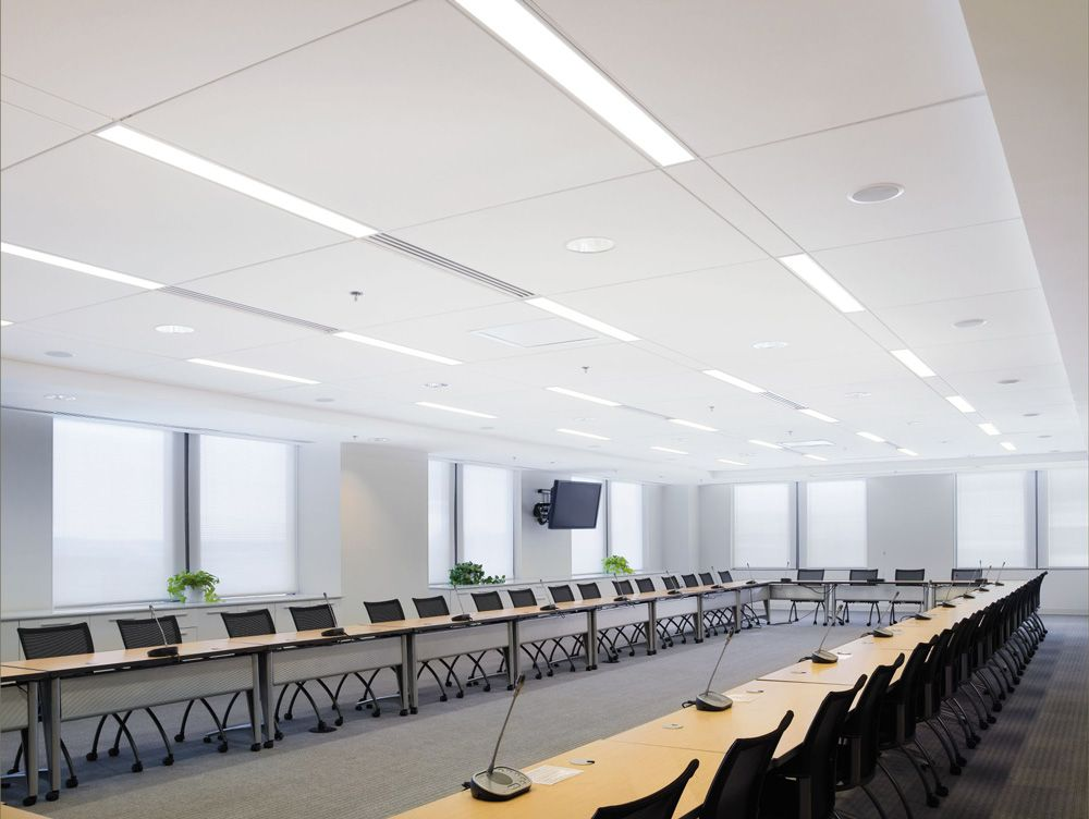 Act With Linear Lights Ceiling Pinterest Ceiling