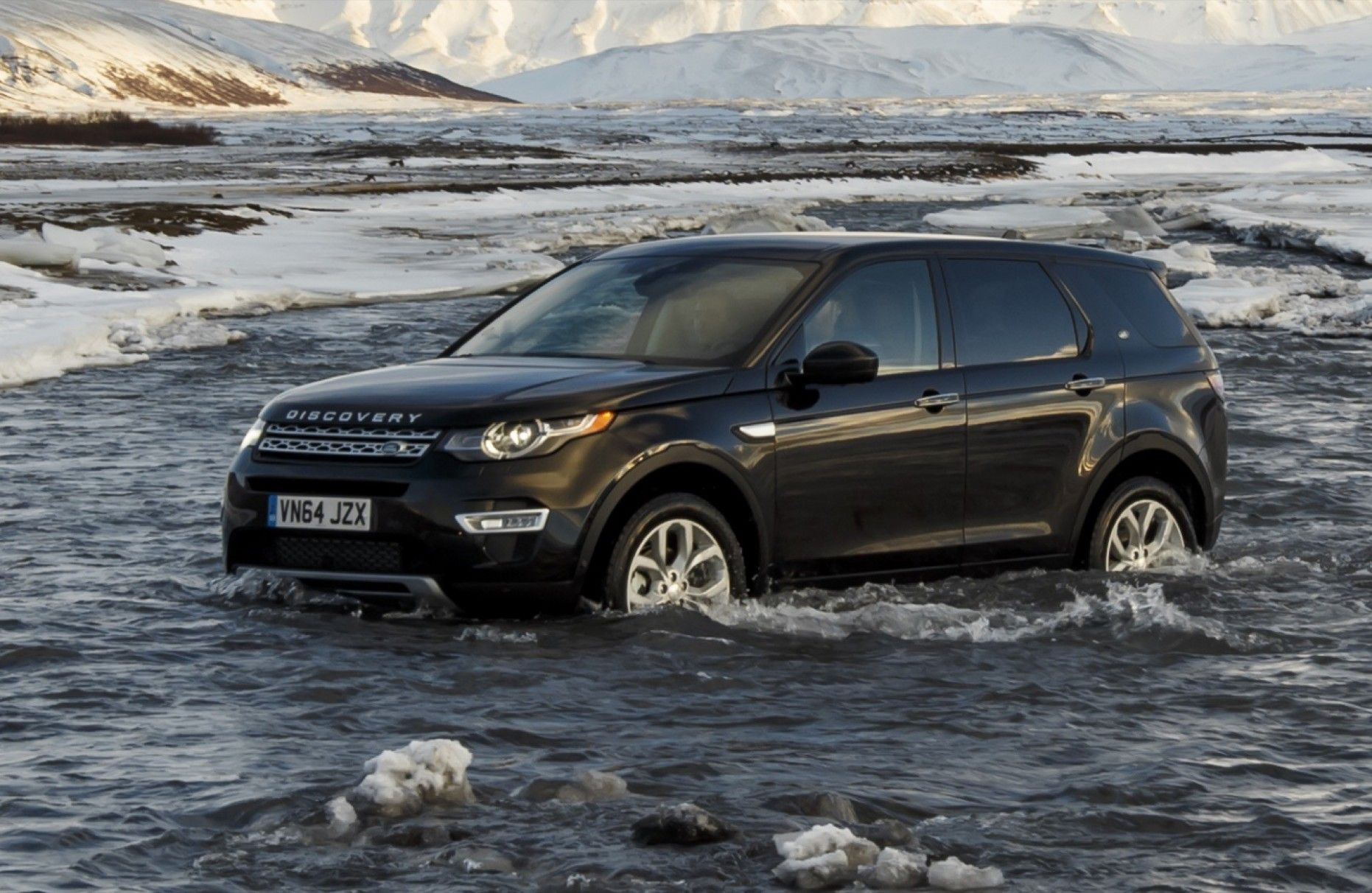 How To Leave 2021 Land Rover Discovery Sport Design Without
