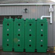 Aquadra Systems Modular Rainwater Tank