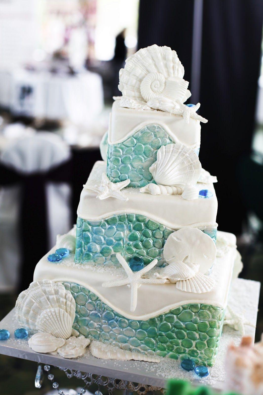 Seascapes Cake Pixelart Photography Cakes By Ron Sarasota Fl