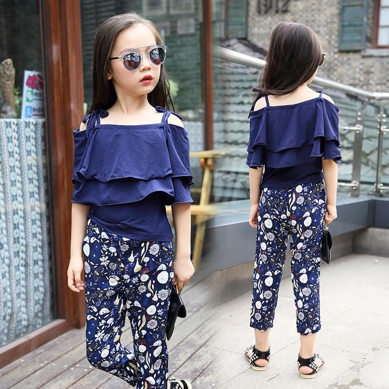 ملابس عصرية للبنات الصغيرات 2020 2021 اتجاهات وأنماط الصيف Little Girl Fashion Girls Summer Outfits Outfits For Teens