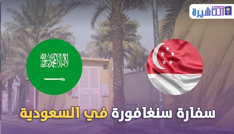 سفارة سنغافورة في السعودية Incoming Call Screenshot Incoming Call