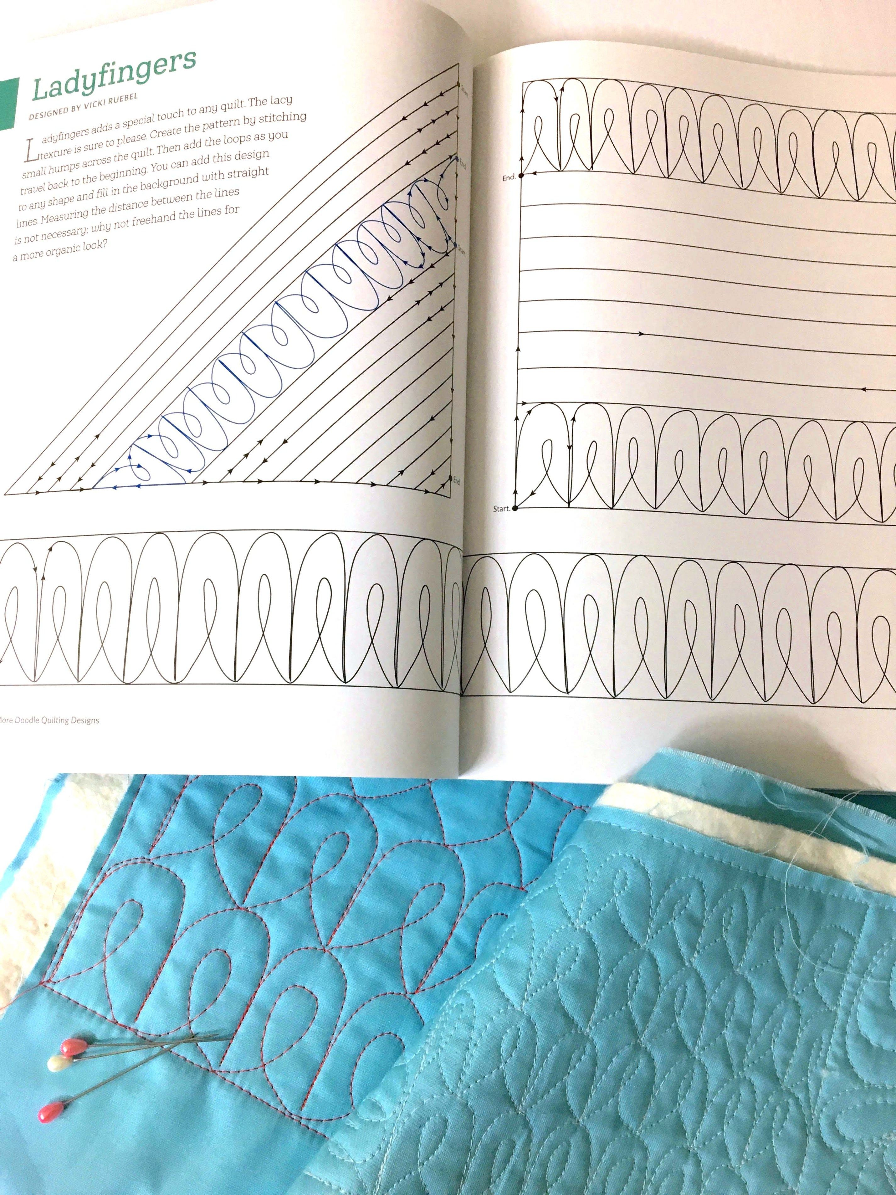 Free Motion Quilting at Home | Quilting | Pinterest | Acolchados ...