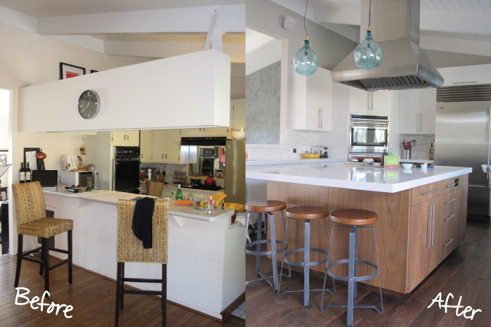Kitchen Renovation Before And After amazing before and after remodeling |  interior designer