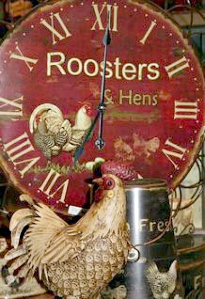 50 Rooster Home Decoration Ideas With Images Rooster Decor
