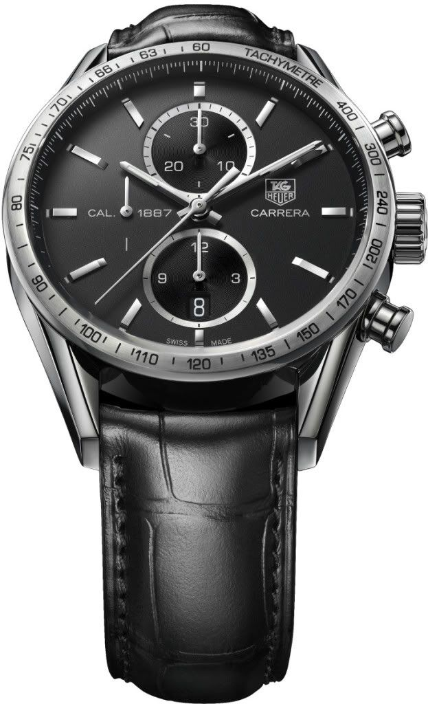 TAGHeuer Carrera-In Case someone was thinking of getting me a just because present. lol