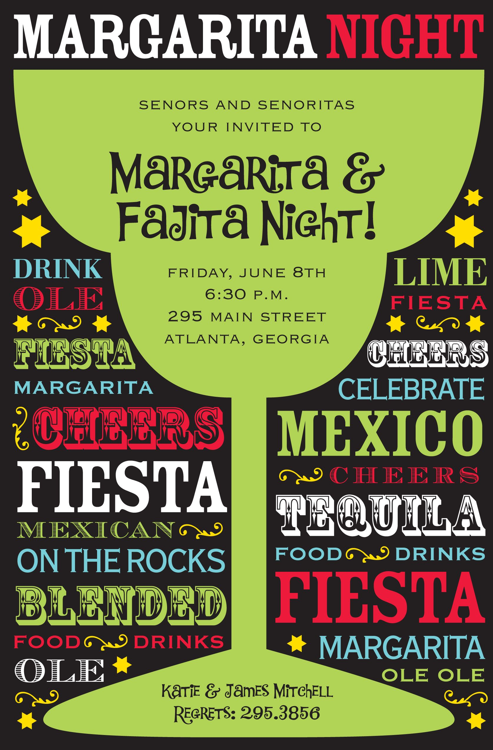 inviting company margarita night invitation margarita fajita inviting company margarita night invitation margarita fajita fiesta birthday party