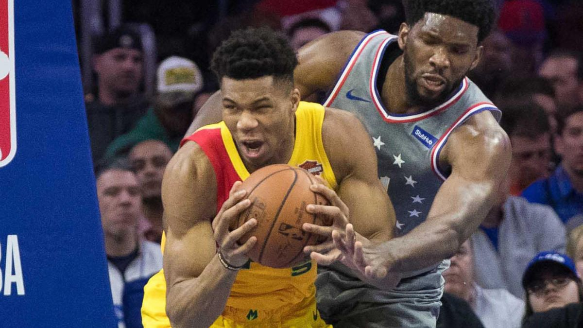 Firstplace Bucks visit 76ers on Christmas Day 230 ET