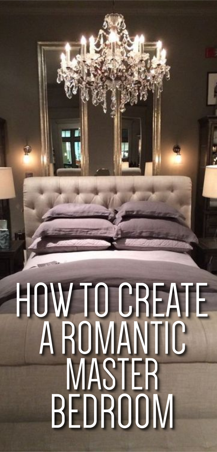 Master Bedroom How to Create a